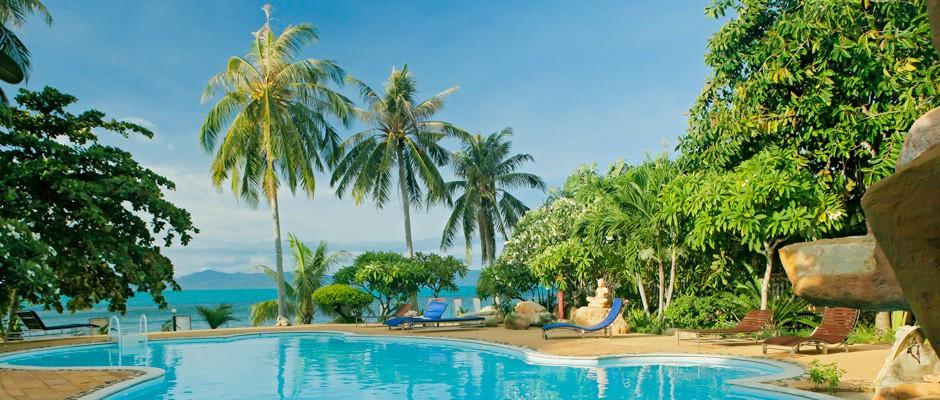 Детокс отель Health Oasis, Koh Samui