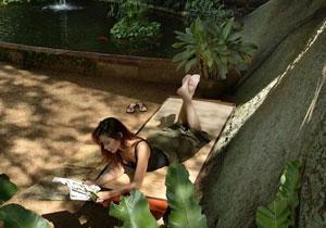Тропические виллы Tamarind Springs, Koh Samui