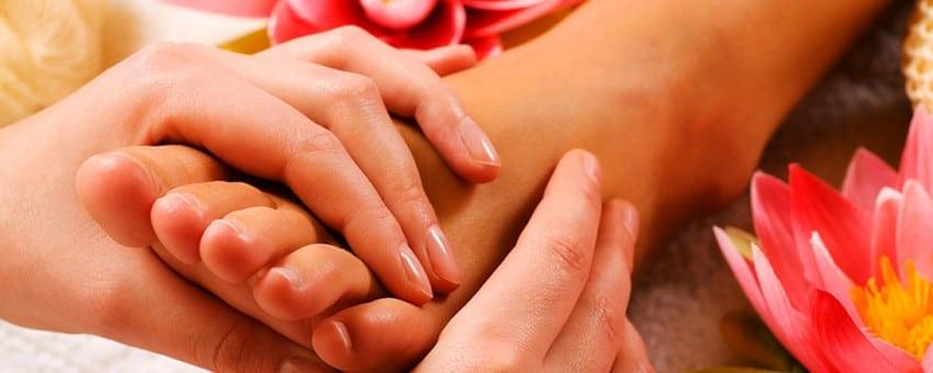 Тайский фут-массаж или массаж стоп
